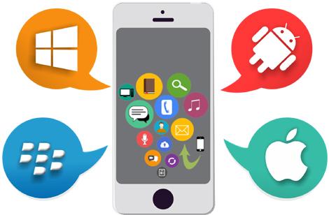 icon-Mobile Application Development