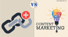 Link Building Vs Content Marketing: Which Strategy is best for Your Business?